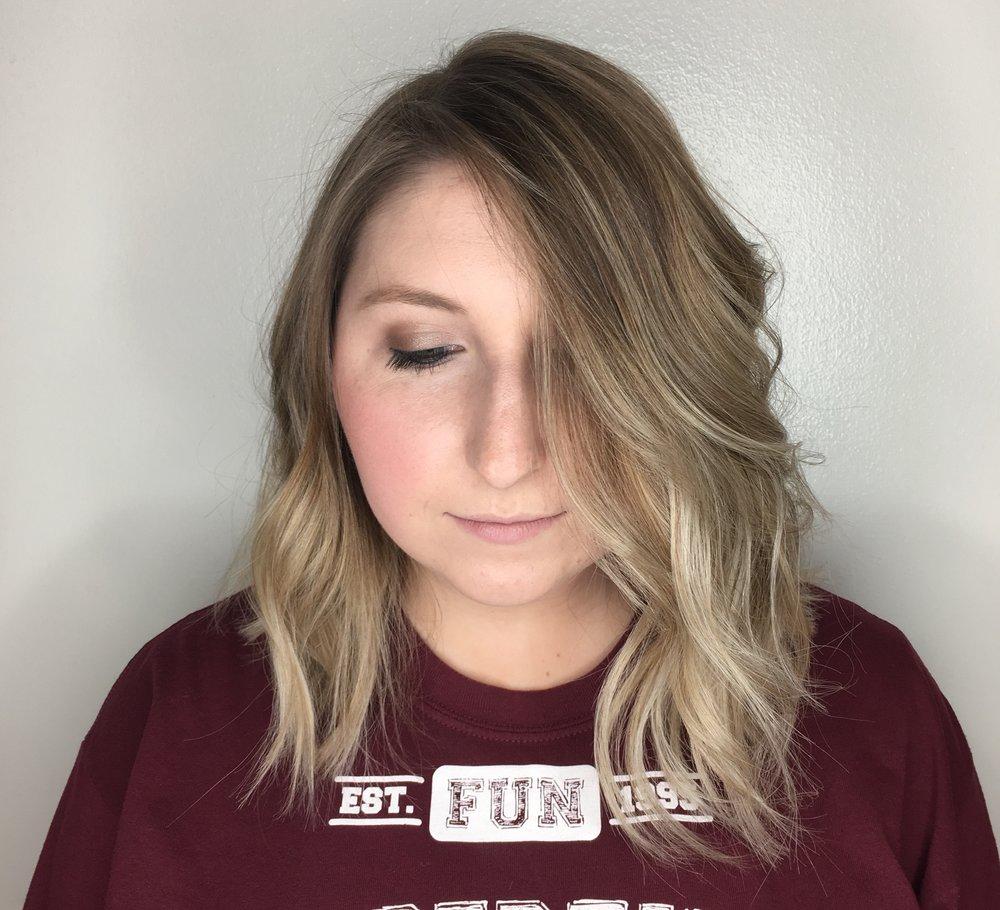 Blonde Bob - Kristen