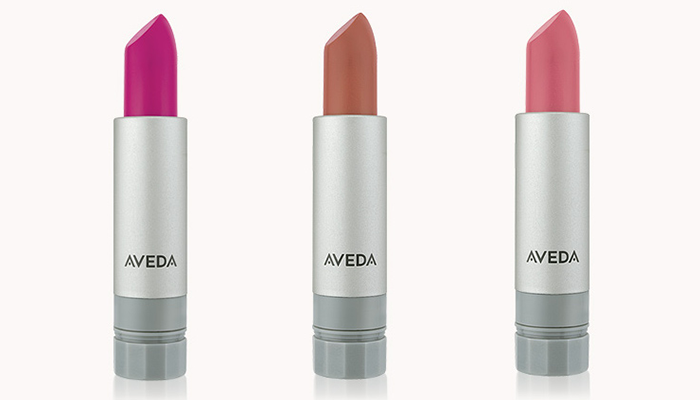 aveda lip colors