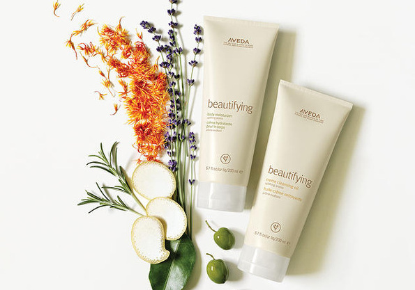 aveda beautifying