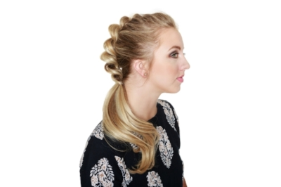 Side Braid | Tangerine Salon Dallas