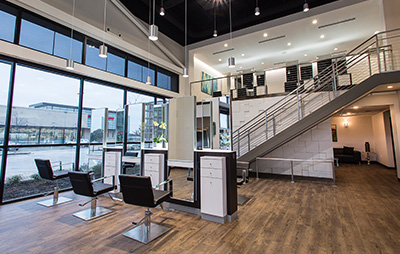 dallas hair salon