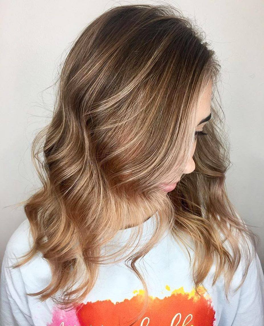 Blonde Balayage - Highland Village, Texas