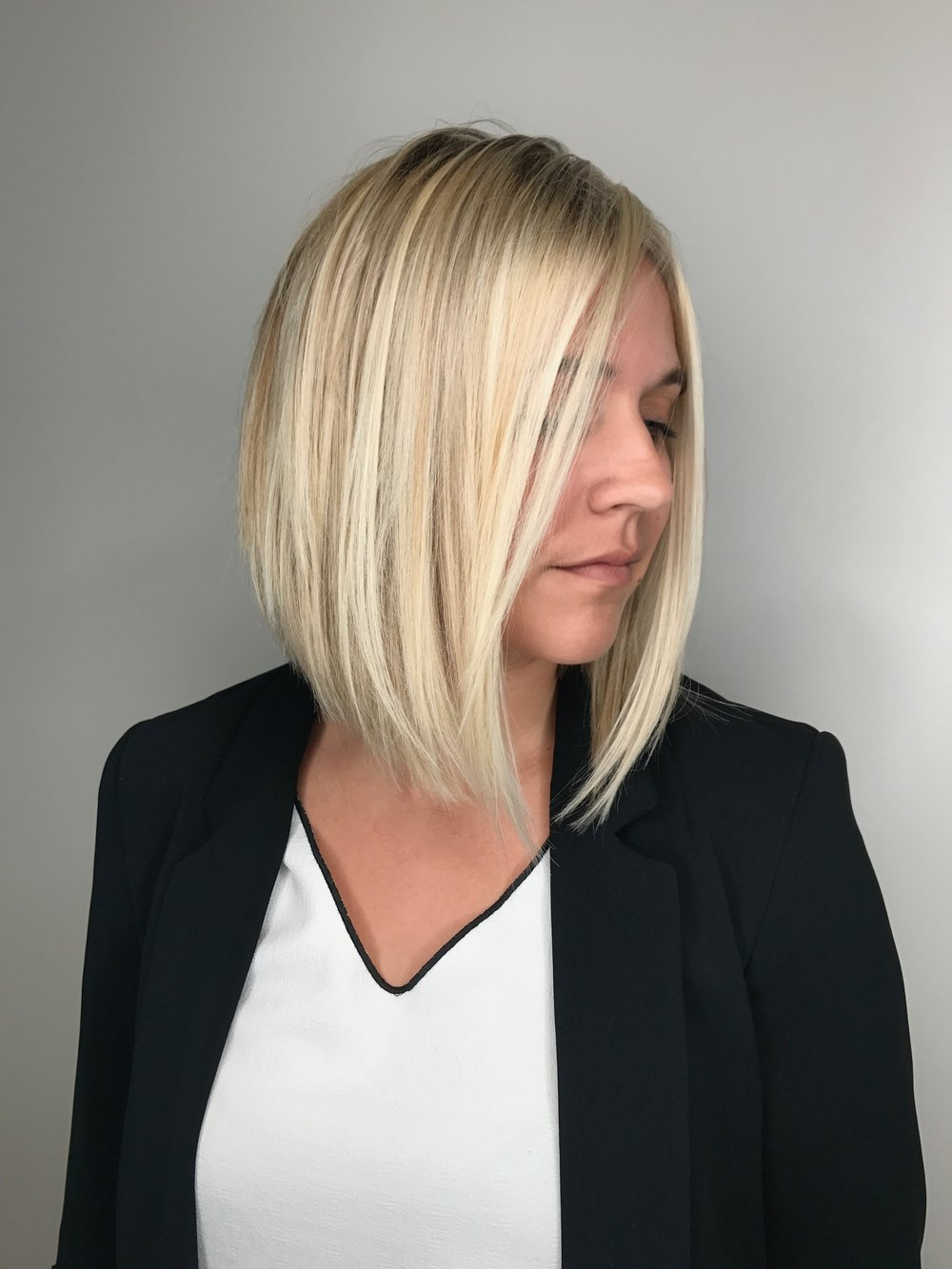 blonde bob aveda salon dallas.JPG