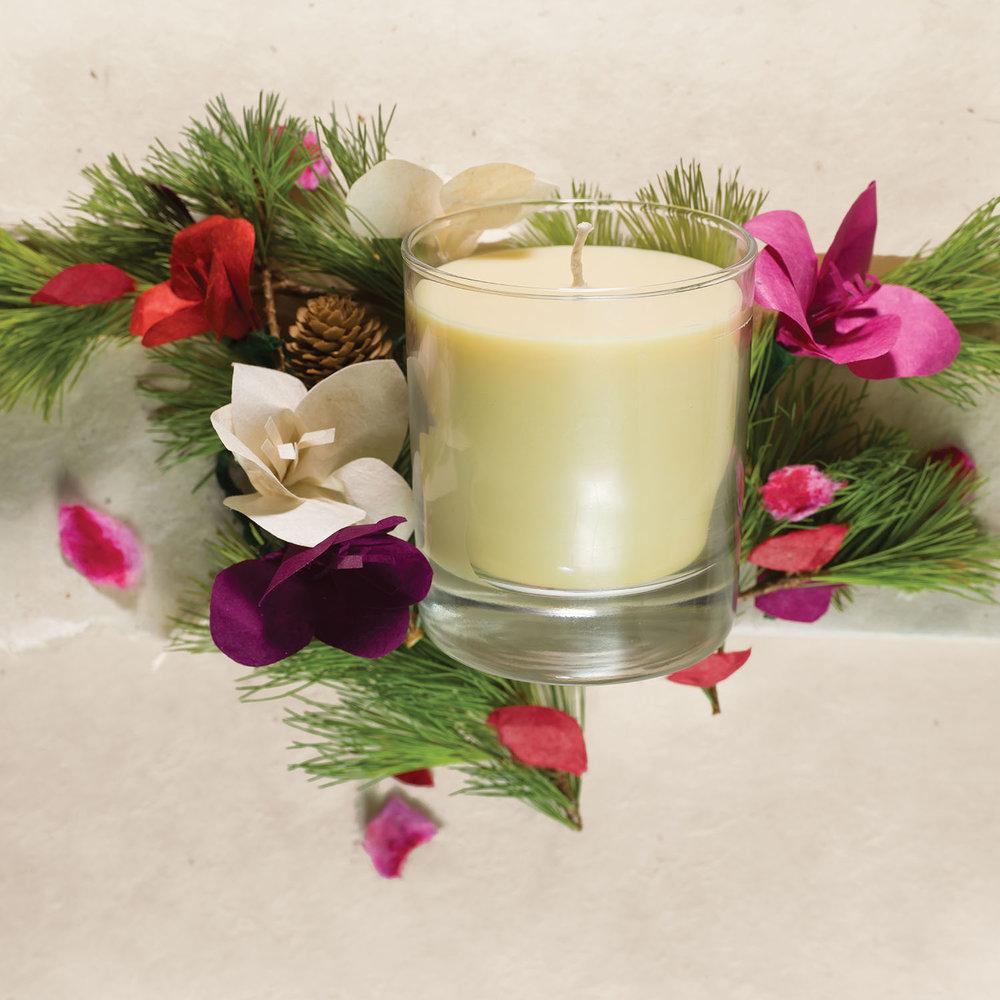 Aveda Candrima Comfort & Light Candle