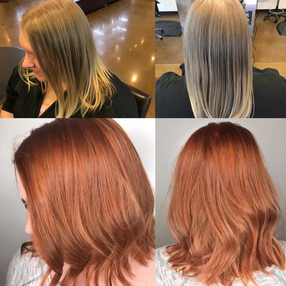 Red Hair Allen TX