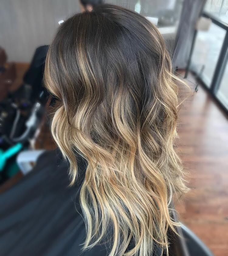 Balayage Hair Color Coppell TX