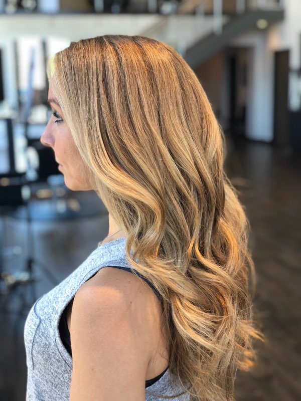 Blonde Balayage Dallas