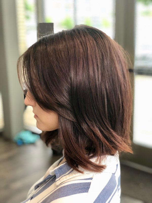 Bob Haircut Dallas TX