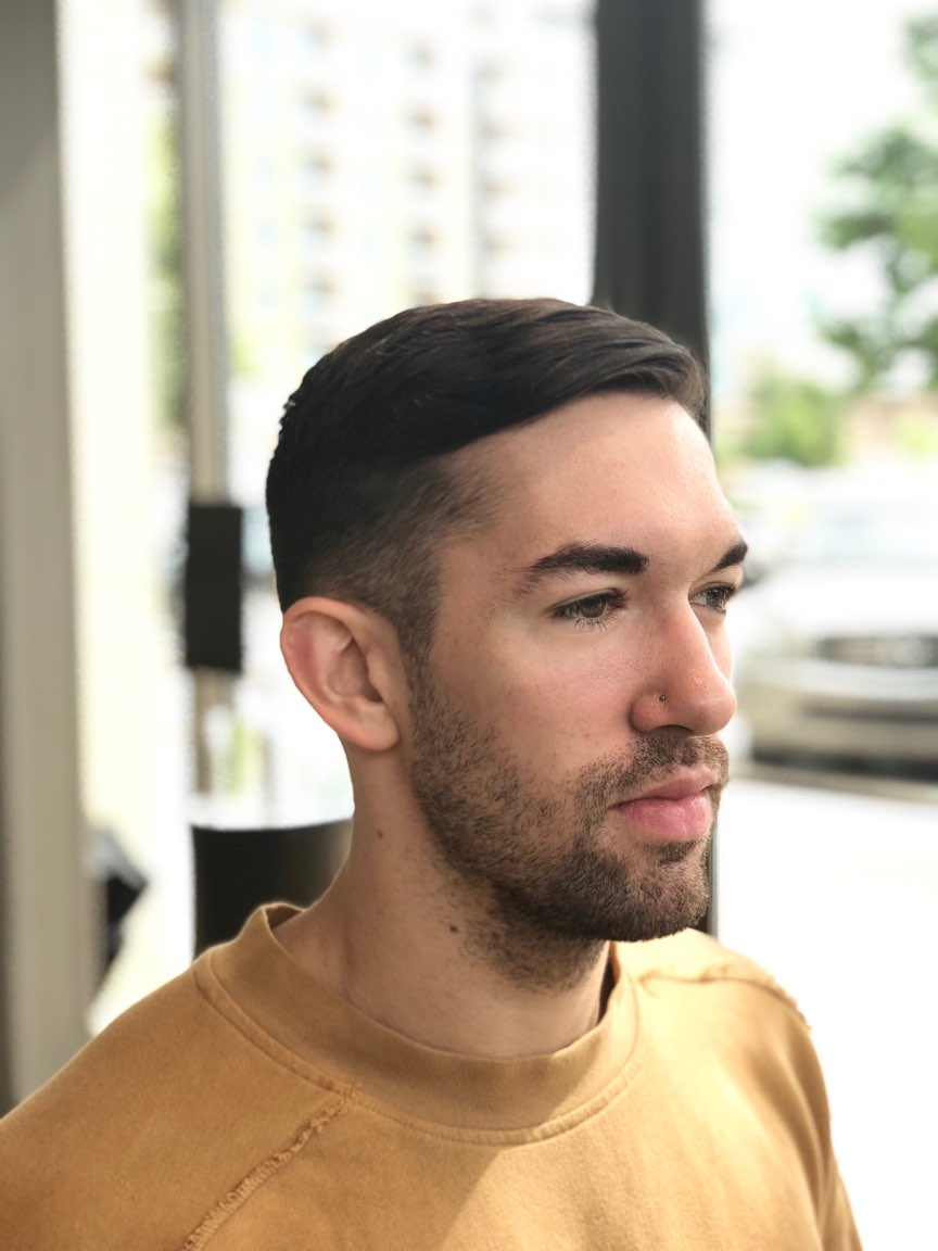 Mens Hair Dallas Salon