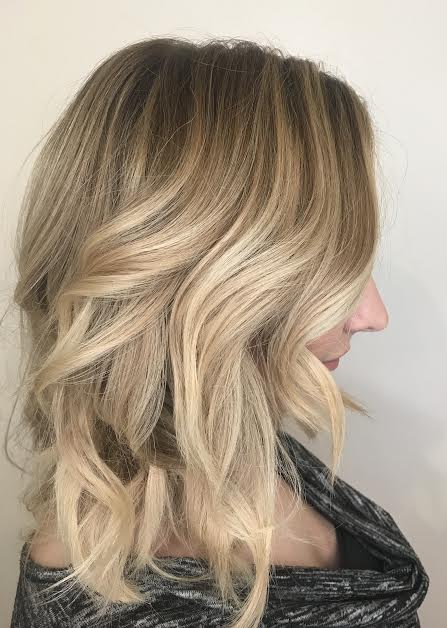 Blonde Highlights Allen Texas