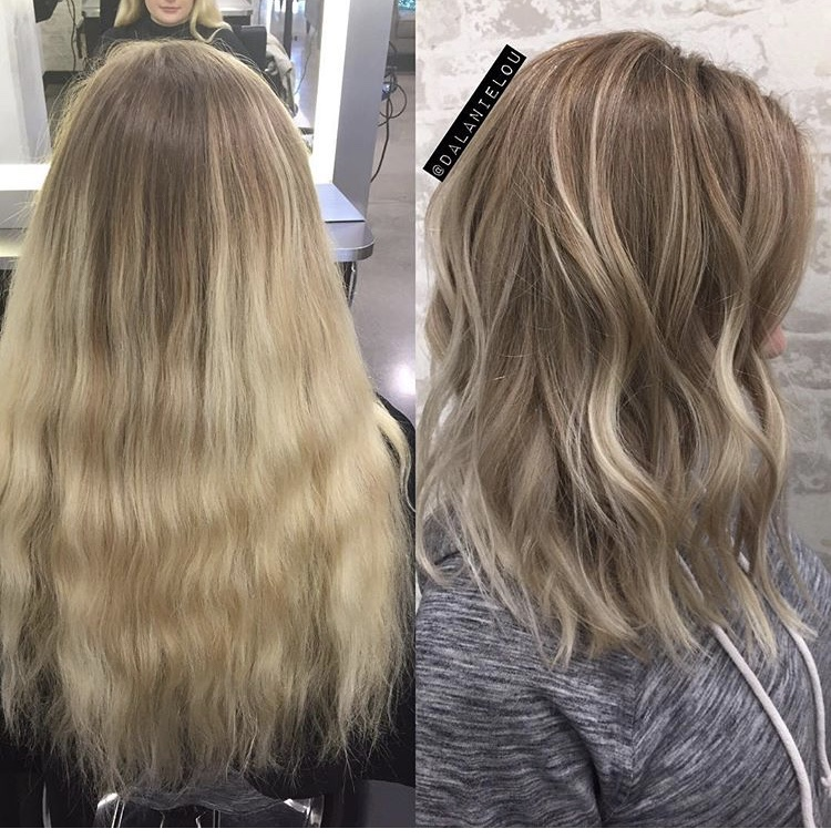 Blonde Highlights Frisco TX