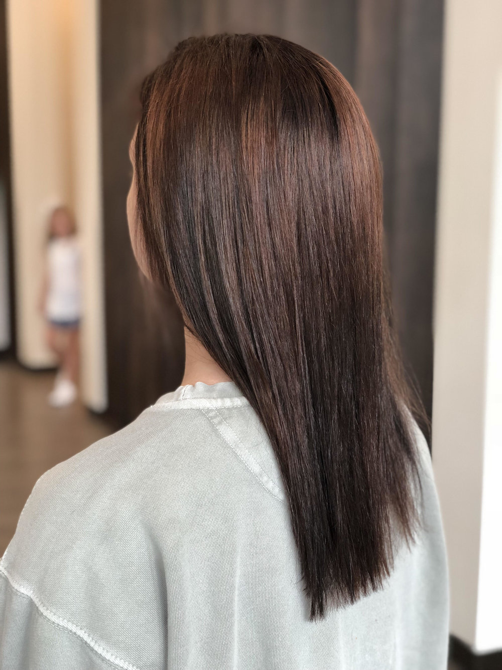 Red Hair Color Frisco TX