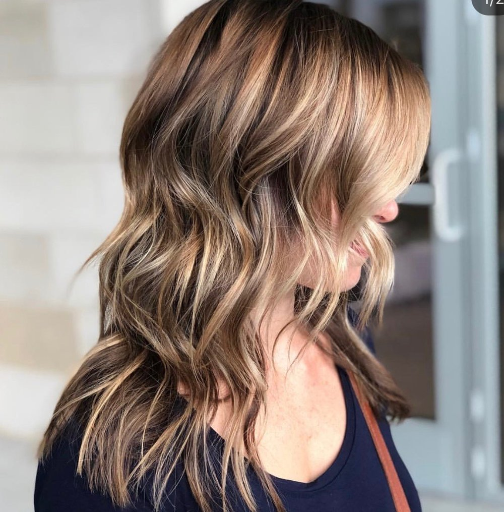 Balayage Frisco Texas