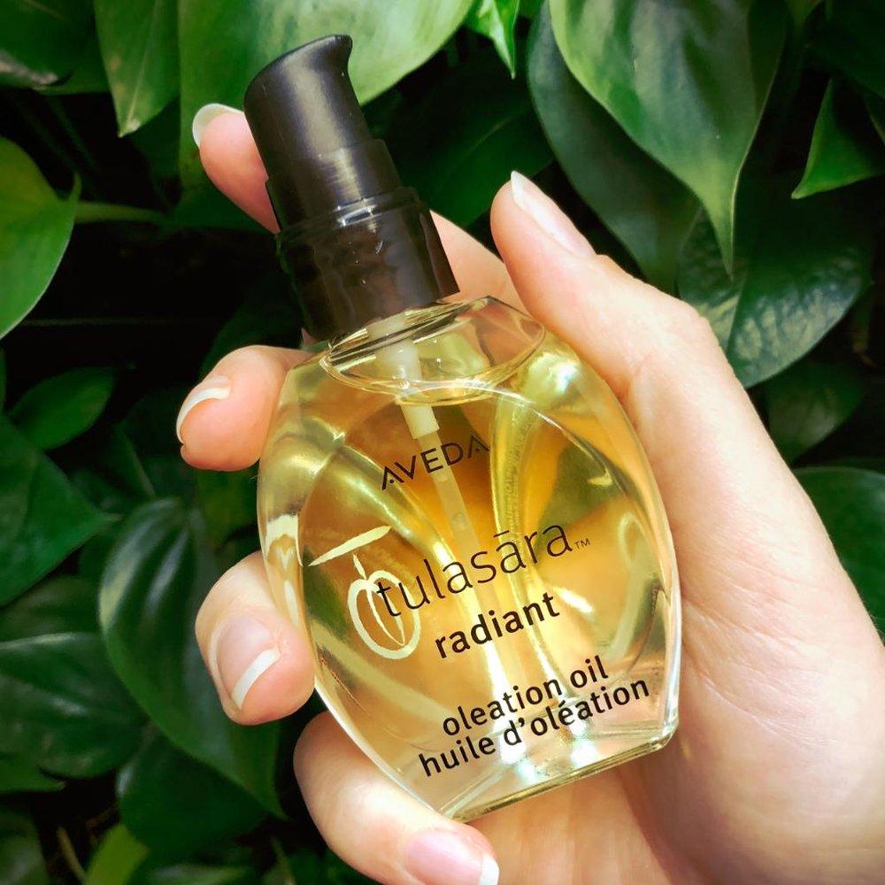 Aveda Tulasara Radiant Oleation Oil.jpg