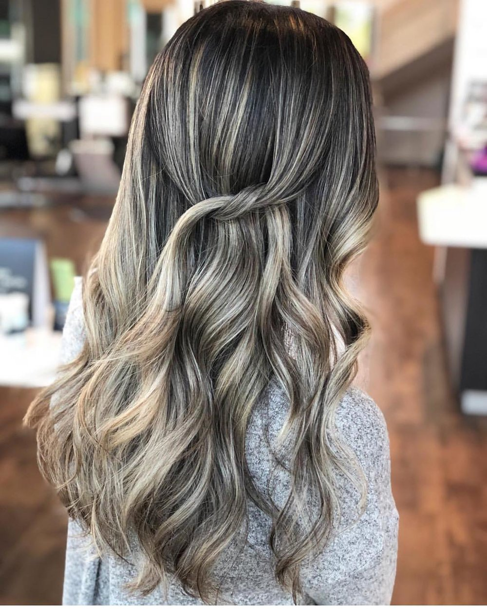 balayage dallas texas