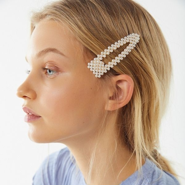 Perfection PearlFlip Clip - Urban Outfitters   $10