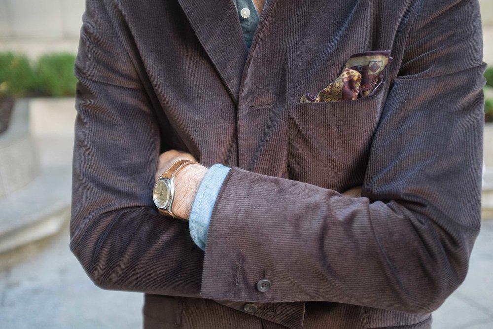 Slack Jacket Header