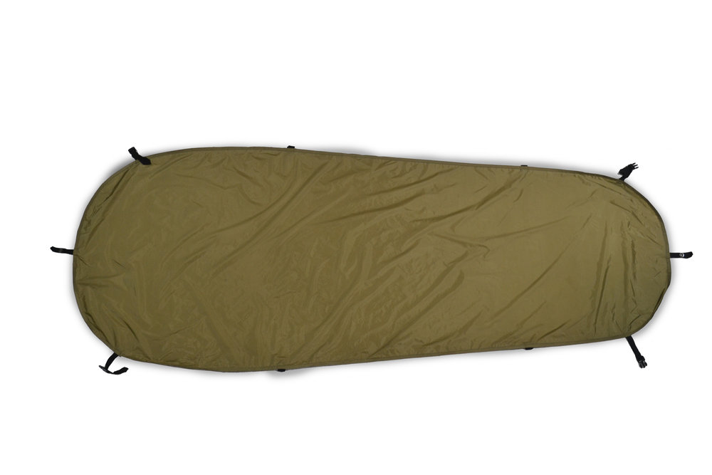 Burrow IBNS Groundsheet also configurable for use with the Badger Hybrid Shelter (link below)