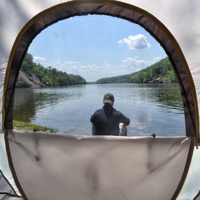 """To sit in solitude, to think in solitude with only the music of the stream and the cedar to break the flow of silence, there lies the value of wilderness."" - John Muir #JohnMuir #CoosaRiver #CatomaTough #nature #adventure #travel #outdoors #tentlife #wanderlust #wilderness #waterfront #tenttuesday #thetentcommandments #trekking #alabamaoutdoors"