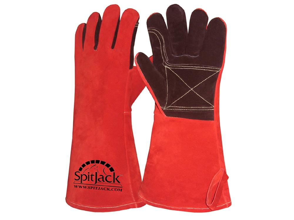 Spitjack Deluxe Bbq Fireplace Gloves The Bbq Maestros