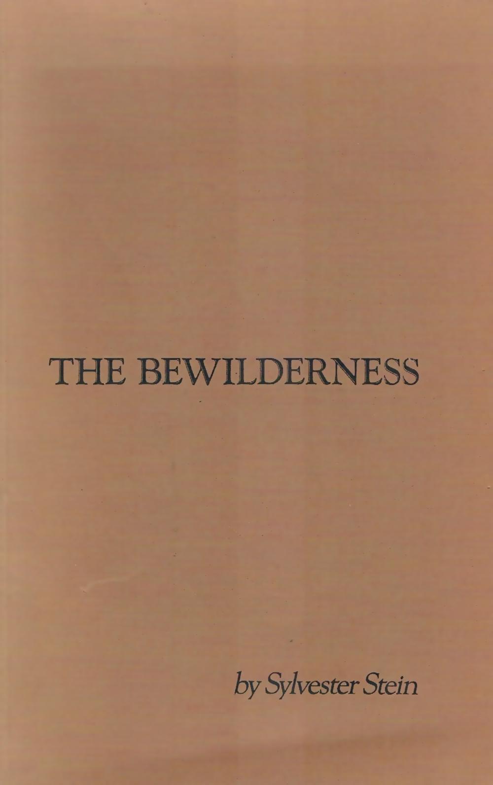 Bewilderness -