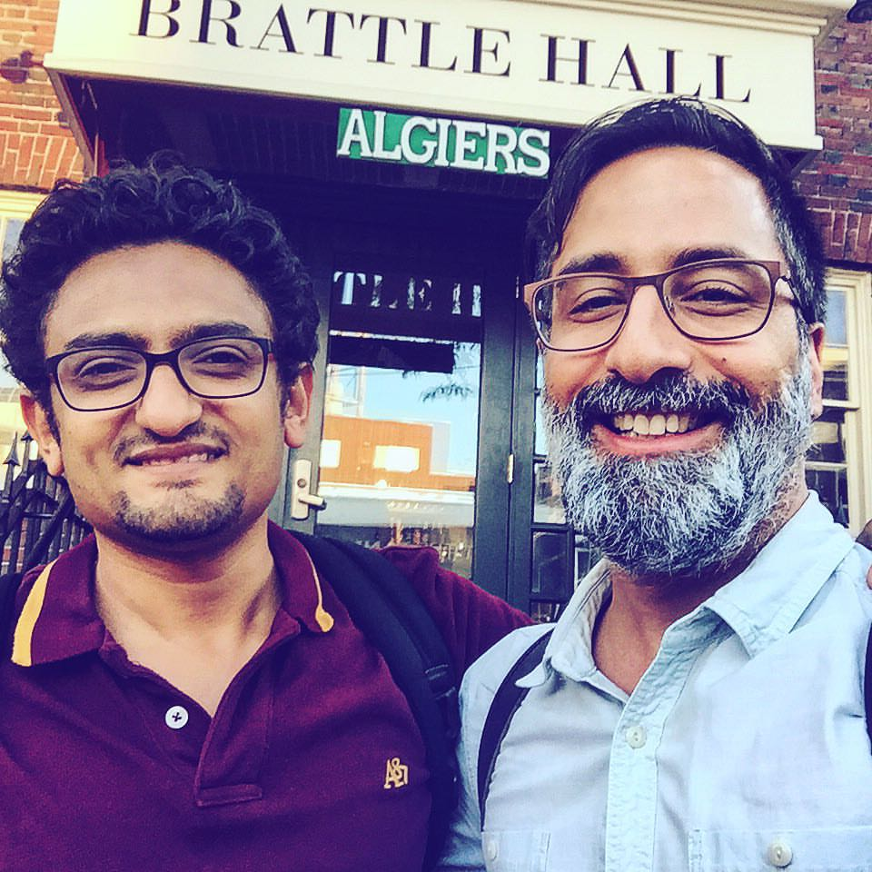 Alex with Wael Ghonim, entrepreneur and social media activist. Wael was named  person of the year  by Times Magazine in 2011, after being abducted in the Arab Spring in Egypt by the military police of dictator Hosni Mubarak.