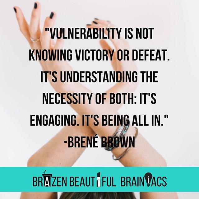 * * * * * #brazenbeautifulbrainiacs #inspirationalquotes #strongwomen #resist #instaquote