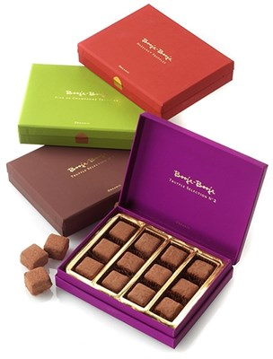 Plus a box of organic chocolates sent to you from us, with love! (with words of celebration & encouragement) xo -