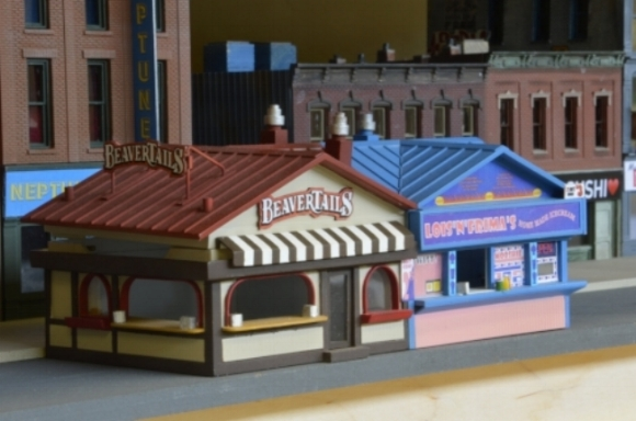 ByWard Market is home to the first BeaverTails pastry shop!