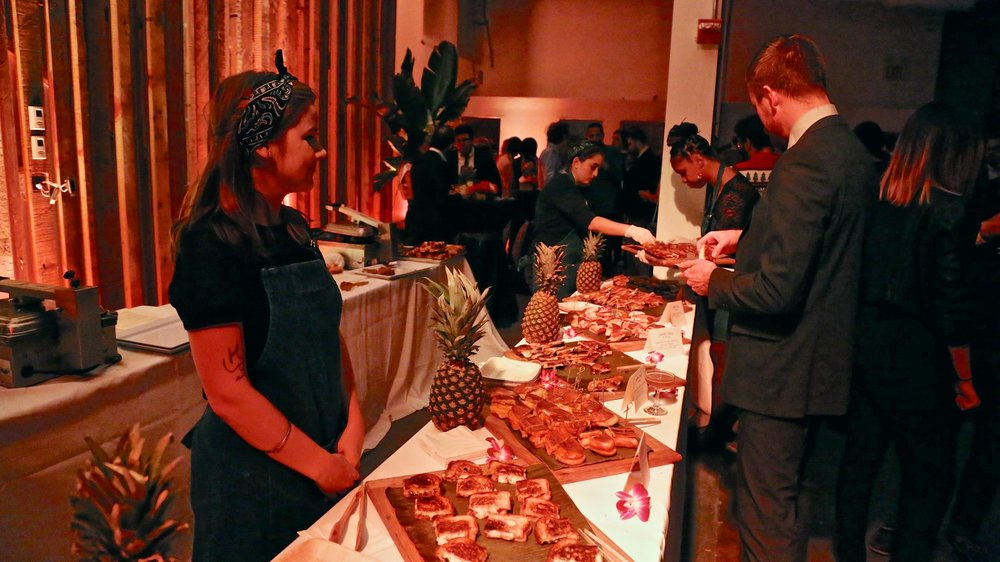 Grilled Cheese Station 2-Kickstarter Holiday Party.jpg