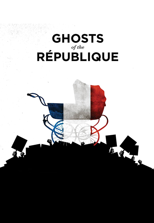 GHOST OF THE REPUBLIQUE  Feature Documentary Post-Production Director: Jonathon Narducci Consulting Producer: Marc Smolowitz (2018)  Website