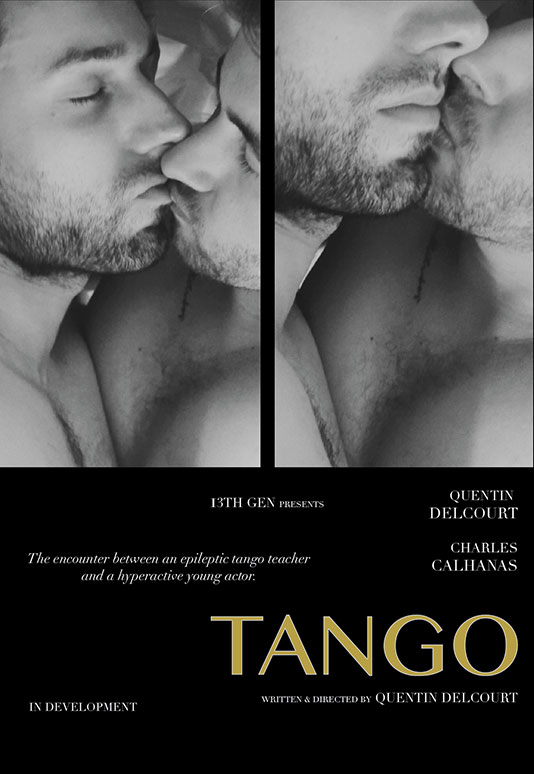 TANGO  Narrative Feature Development Director: Quentin Delcourt Producer: Marc Smolowitz (2020)  Website
