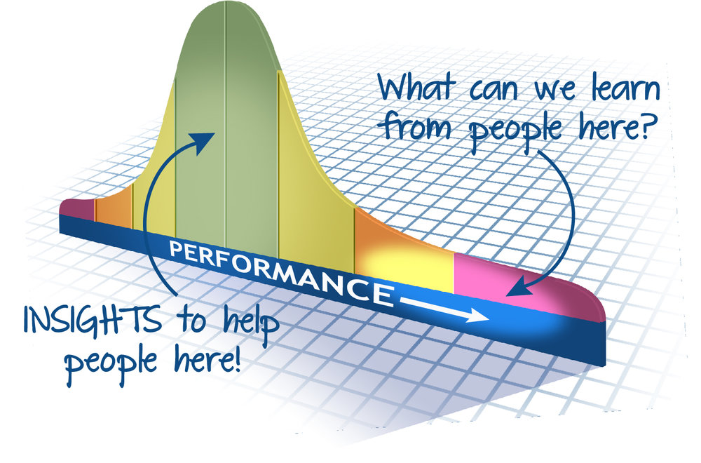 Peak Performance - In every situation, some people are already succeeding. Learn from them!