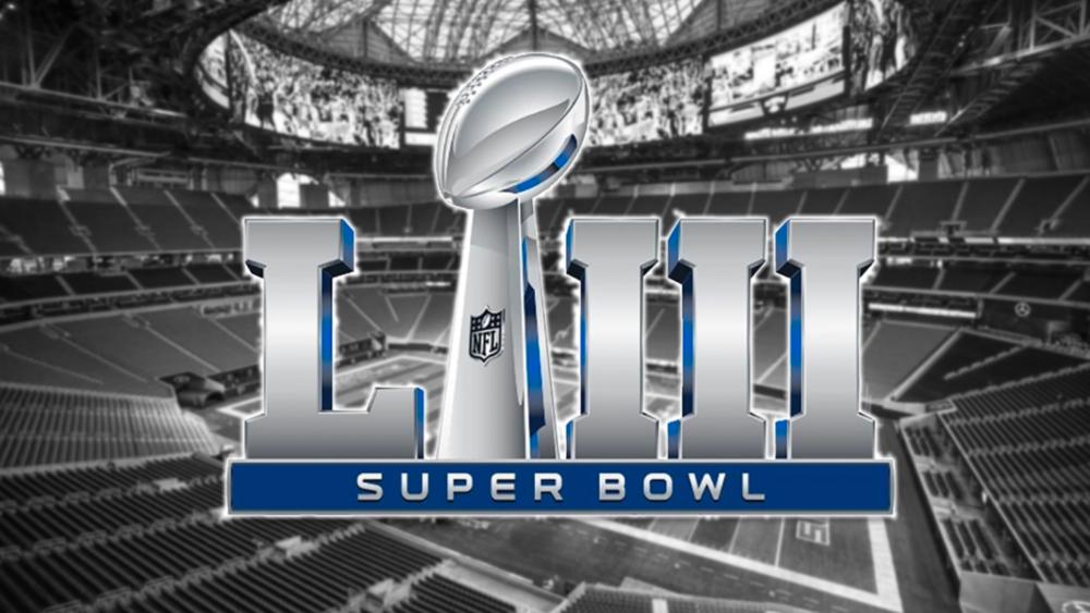 Image result for 53 Super Bowl