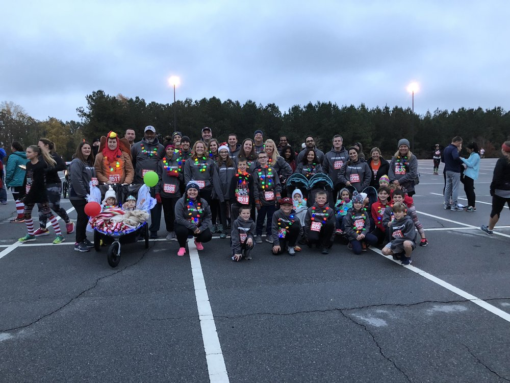 Lanier Under the Lights 5k - Thank you to all that came out last night and participated in the Lanier Under the Lights 5k! So proud of each and every one of you that finished the 3.1 mile course! We can't wait for our next event.
