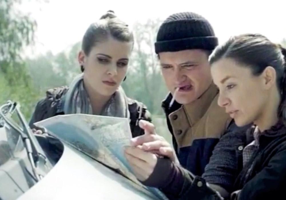 World War Dead - Feature FilmLeading Role: JoannaDirector: Bart RuspoliView Trailer
