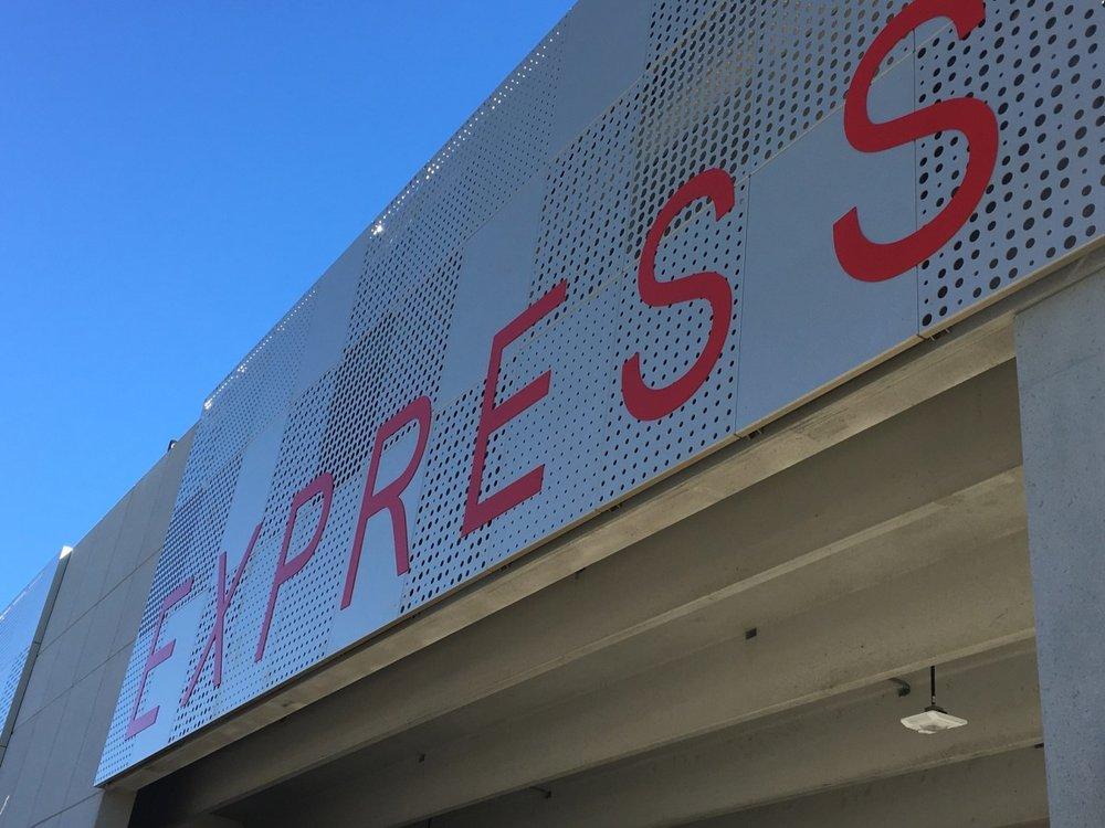 Logan Express Terminal