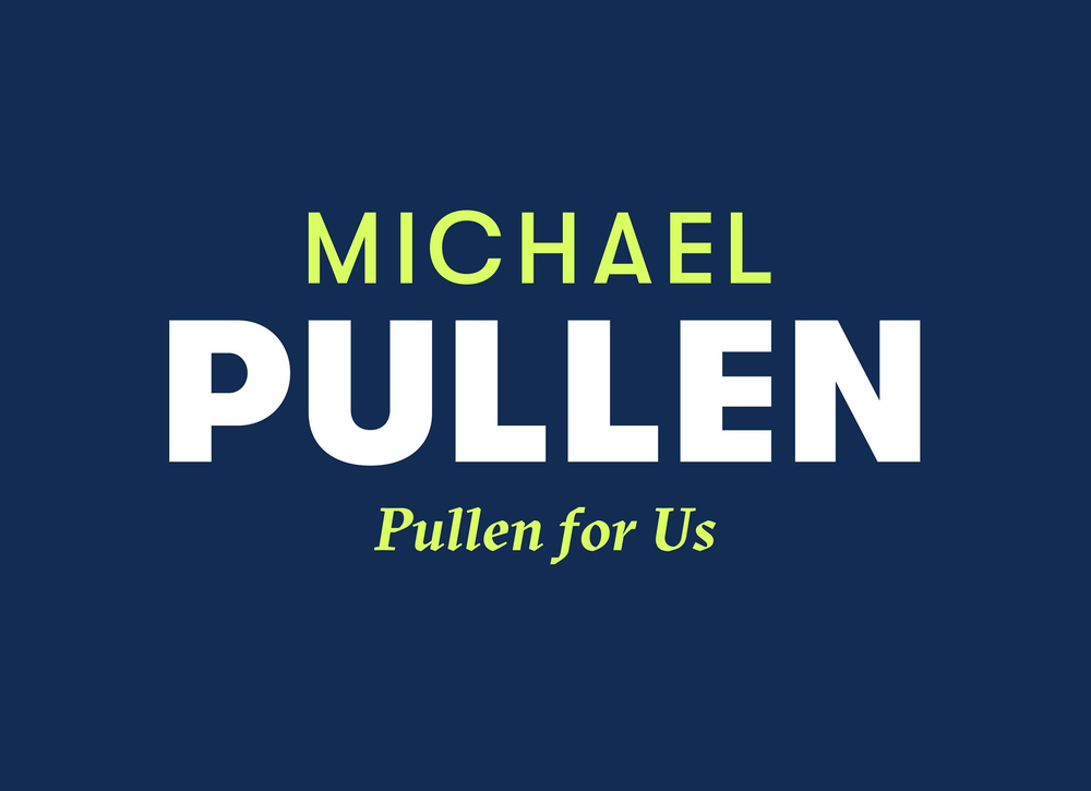Michael Pullen is a Progressive Democratic Candidate for Maryland's 1st District (MD01)