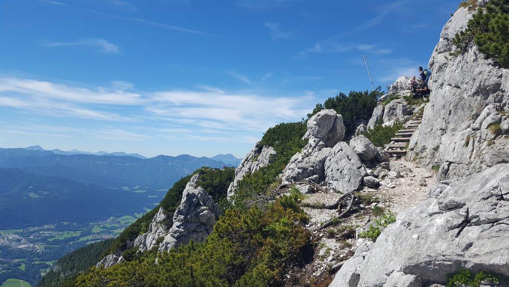 Berchtesgaden eagles nest