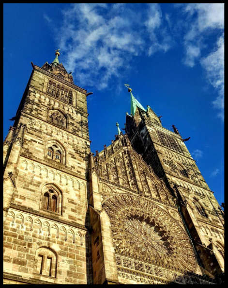 Nuremberg lorenzkirche