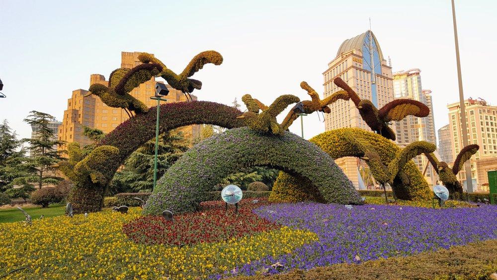 shanghai park