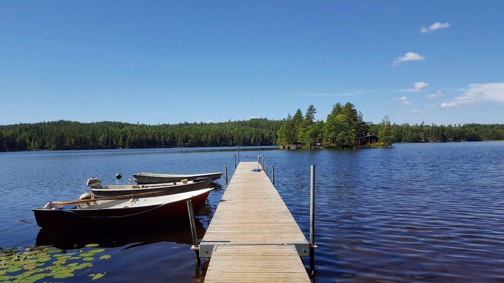 Lake Vallan Falun Sweden