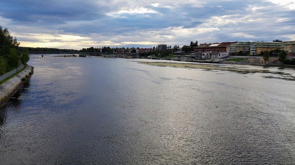 Skellefte River