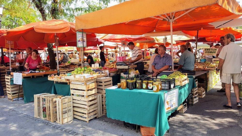 ljubljana market
