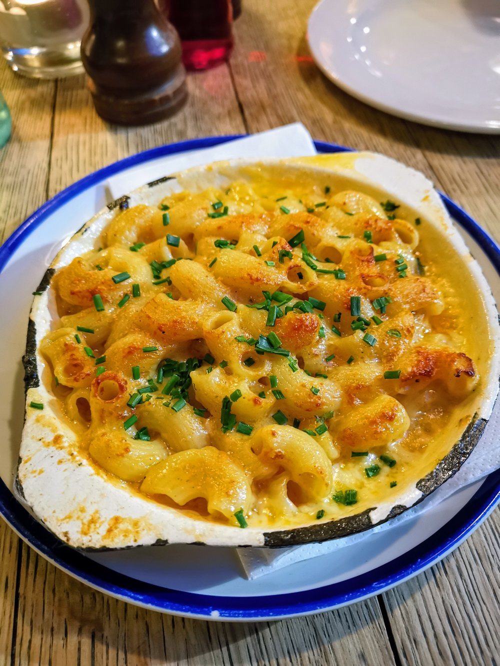 nduja mac and cheese