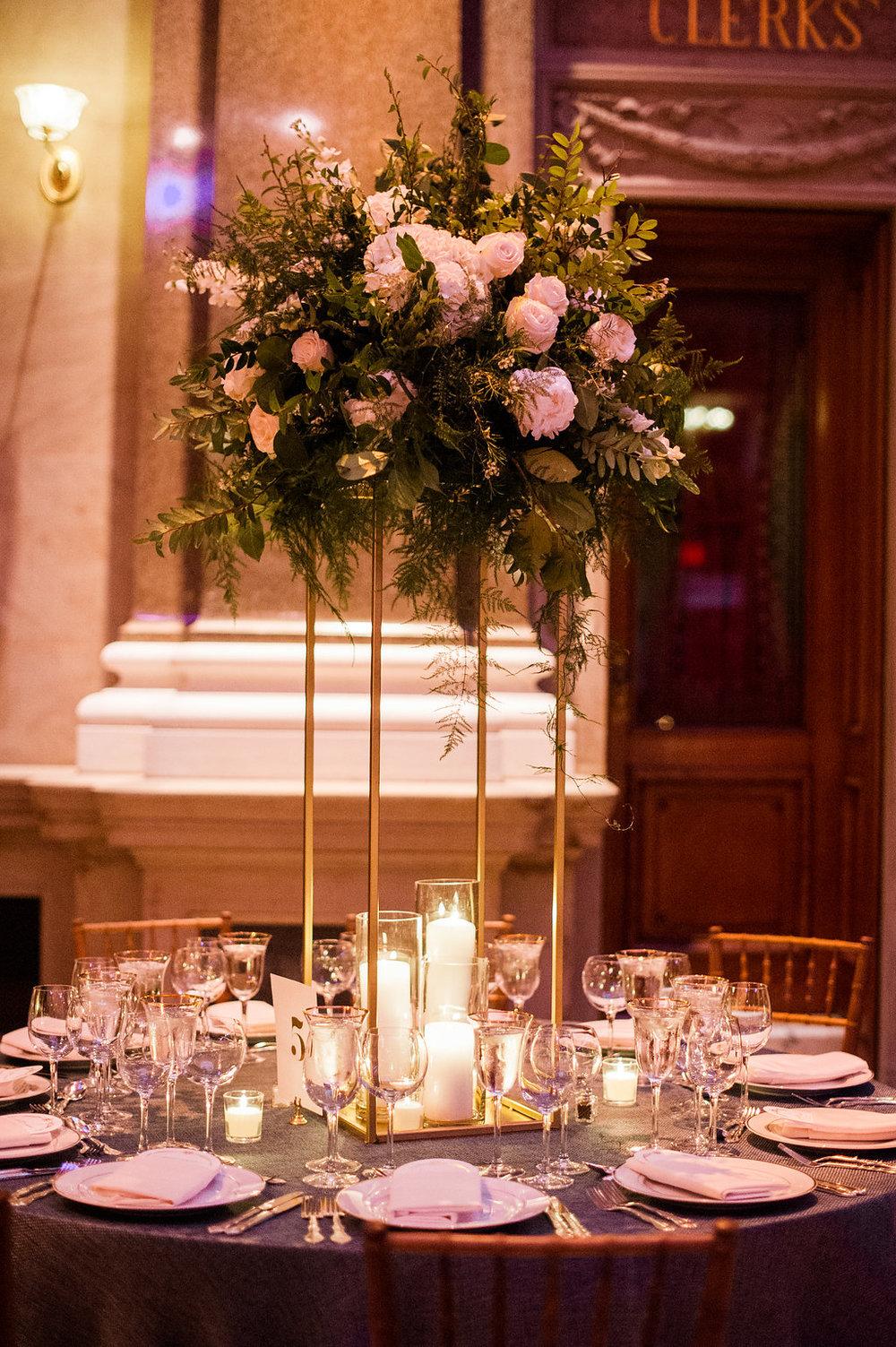 Weylin wedding reception