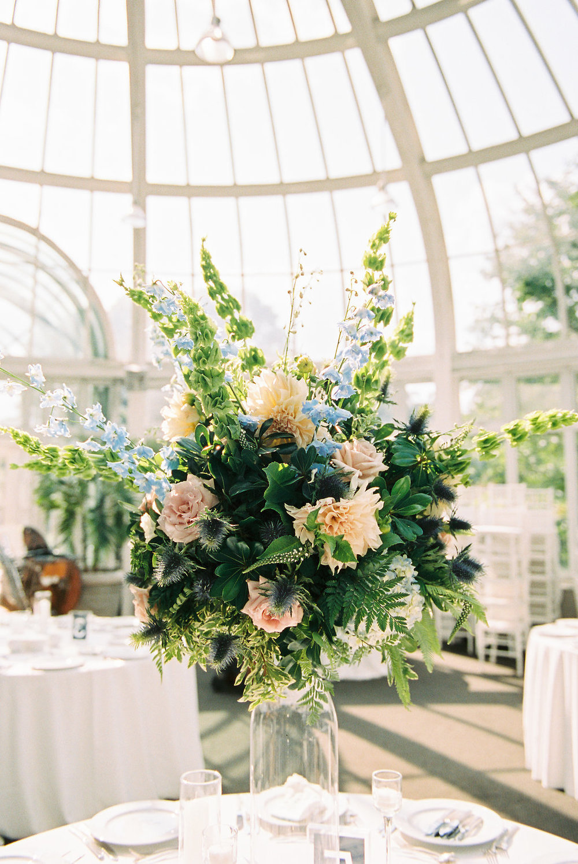 Brooklyn Botanical Garden reception