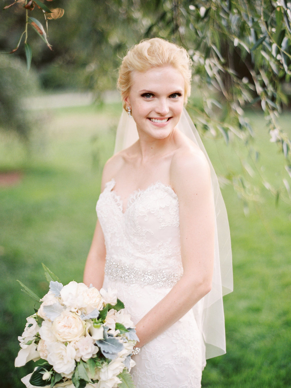 Brooklyn Botanical Garden bride