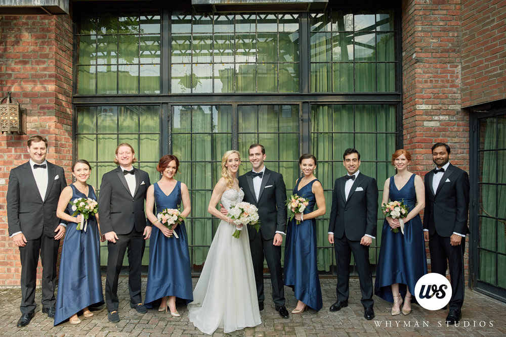 Bowery Hotel bridal party
