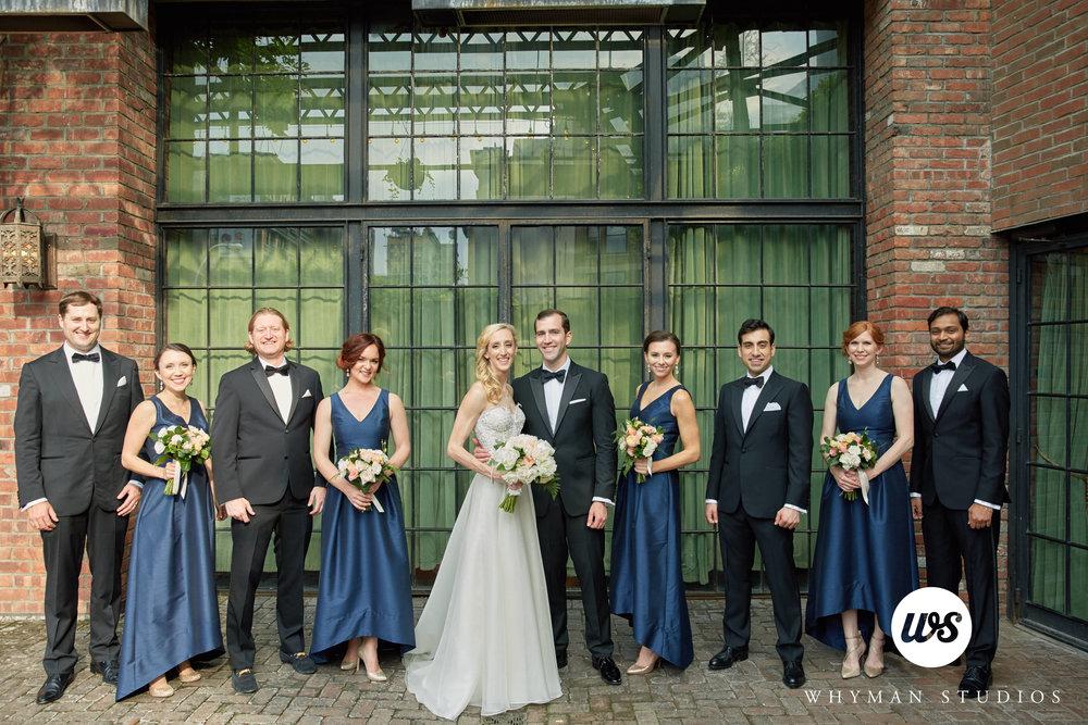 Bowery Hotel bridal party
